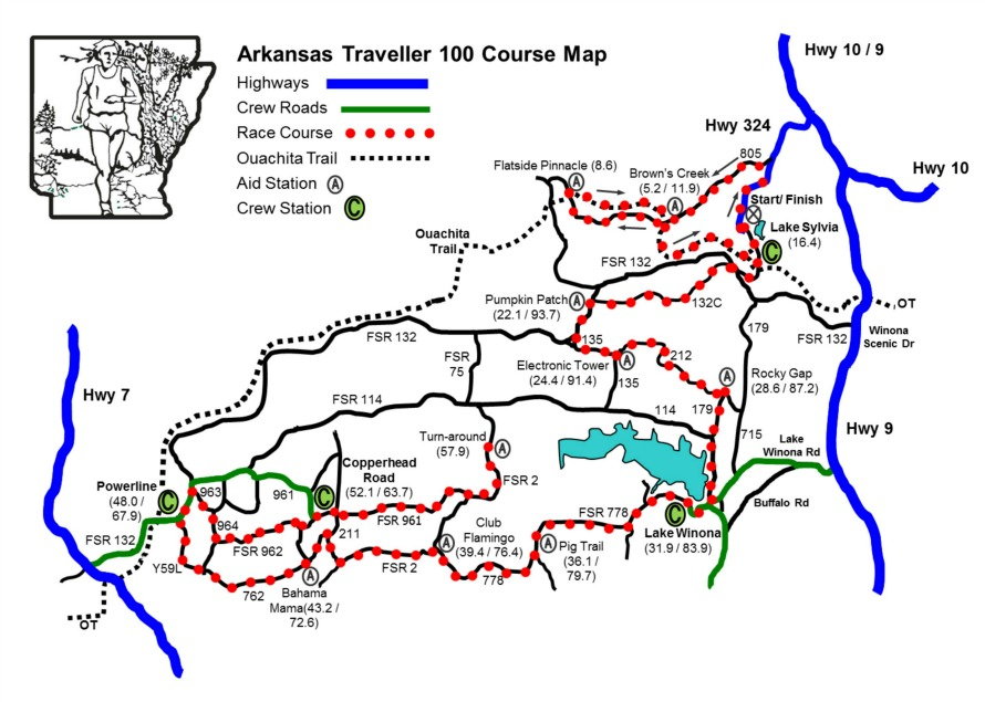 Course Map - Run planner google maps